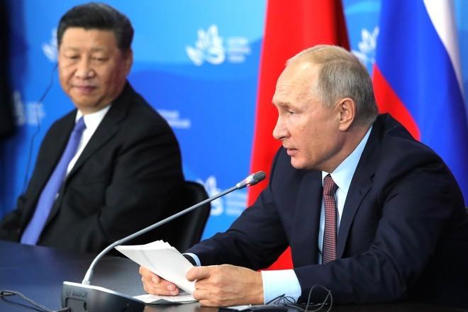Đường ống khí đốt mới quan trọng trong chiến lược xoay trục về phía Đông của Nga
