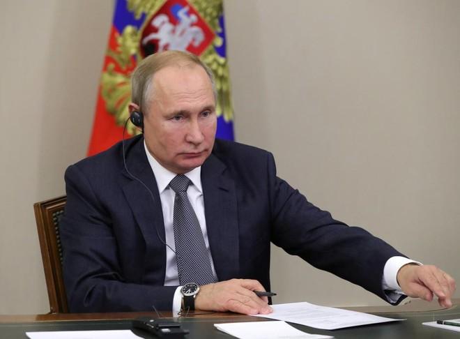 Ông Putin bày tỏ quan ngại về sự mở rộng của NATO