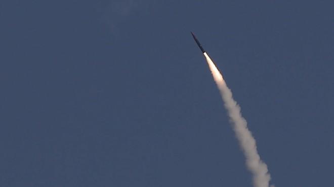 Israel đã thử nghiệm một loại vũ khí bí ẩn mới vào hôm 6-12