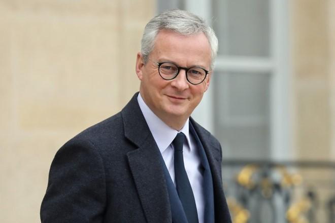 Bộ trưởng Le Maire bày tỏ sự không hài lòng với biện pháp thuế quan của Mỹ