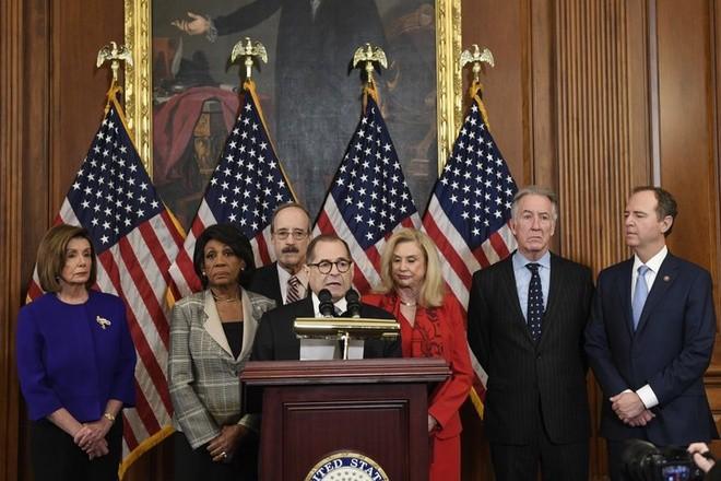 Hạ viện Mỹ do Đảng Dân chủ kiểm soát nhất quyết điều tra Tổng thống Donald Trump
