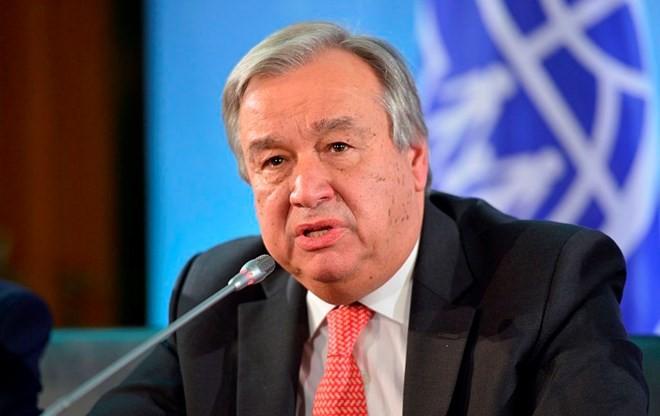 Ông Guterres không thể hài lòng với kết quả của COP25