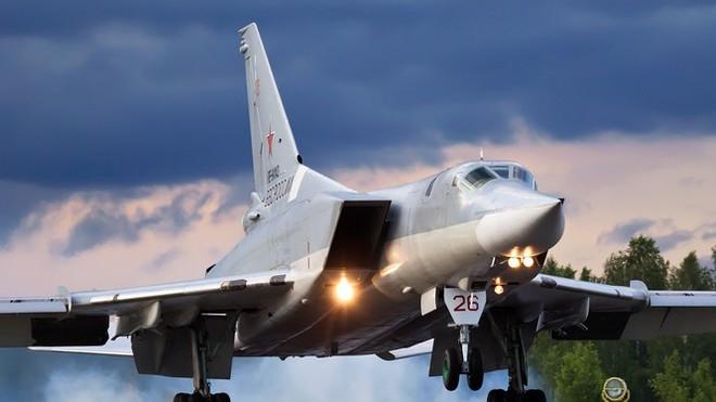 Không quân Nga đang vận hành đúng 2 chiếc máy bay Tu-22M3