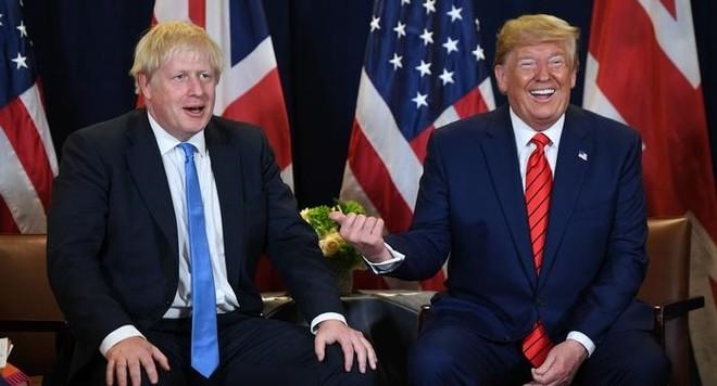 Thủ tướng Anh có thể thăm Mỹ vào đầu năm 2020