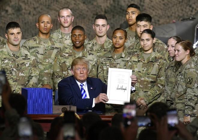 Đạo luật quốc phòng mới của Mỹ có nhiều điều khoản nhắm vào Trung Quốc