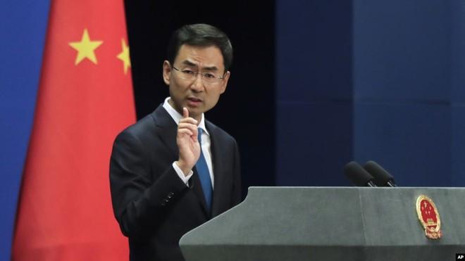Trung Quốc cáo buộc Mỹ quân sự hóa không gian vũ trụ