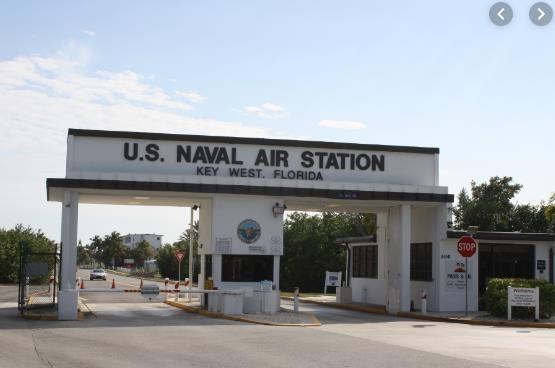 Công dân Trung Quốc bị bắt khi chụp ảnh căn cứ Key West của hải quân Mỹ