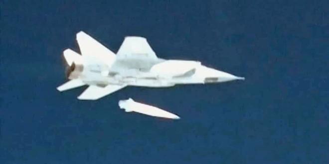 Nga tuyên bố đi đầu trong lĩnh vực vũ khí siêu thanh