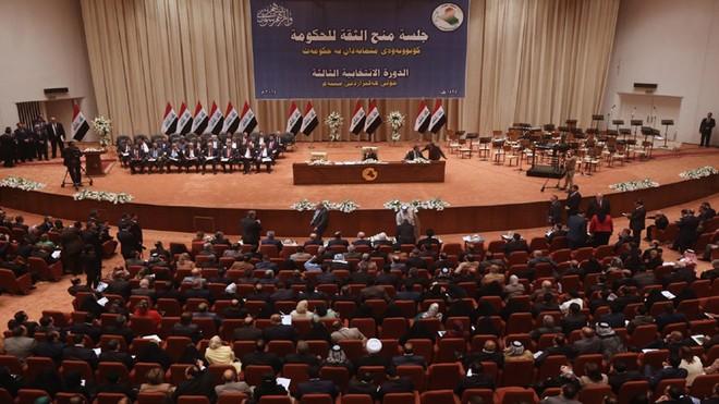 Nghị viện Iraq ủng hộ yêu cầu quân đội nước ngoài rút khỏi lãnh thổ