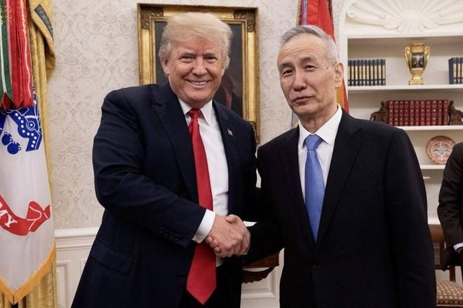 Mỹ và Trung Quốc đã thống nhất về thỏa thuận thương mại giai đoạn 1
