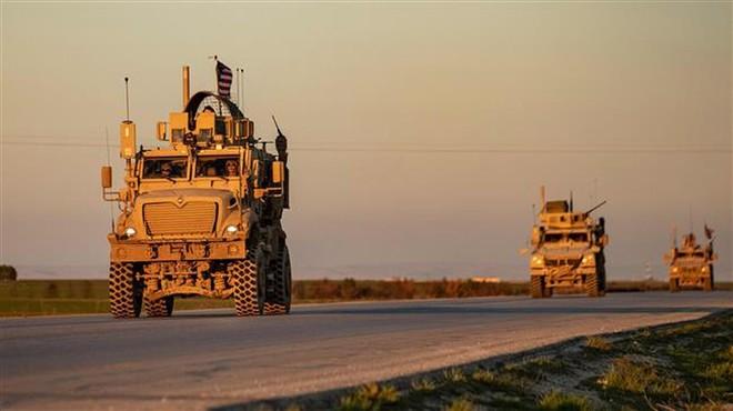 Mỹ vẫn duy trì sự hiện diện tại Syria
