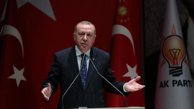 Tổng thống Erdogan triển khai quân đội đến hỗ trợ cho GNA