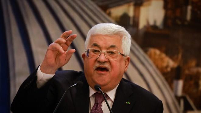 Tổng thống Abbas khẳng định sẽ không ủng hộ kế hoạch của Mỹ