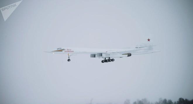 Tu-160M được nâng cấp với nhiều công nghệ hiện đại của thế kỉ 21