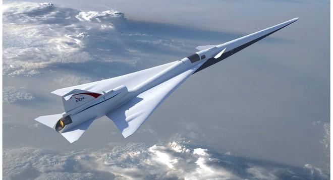 Máy bay X-59 sẽ có khả năng đạt vận tốc tối đa 1.700km/h