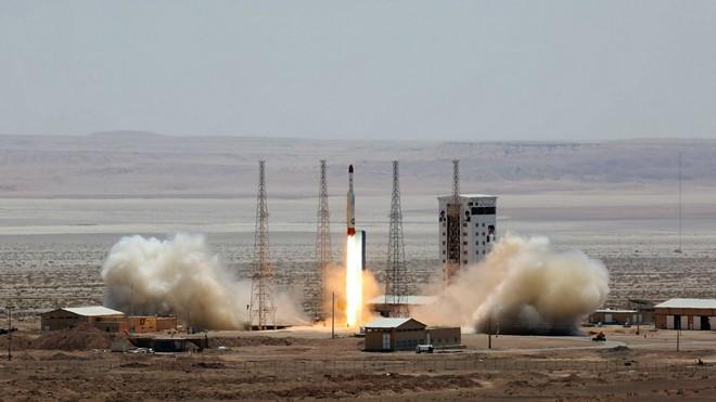 Iran thất bại liên tiếp trong việc đưa vệ tinh vào quỹ đạo