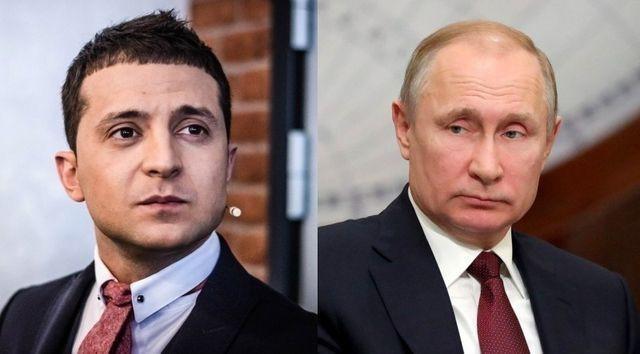 Tổng thống Putin và Zelensky đều muốn giải quyết tình hình miền Đ