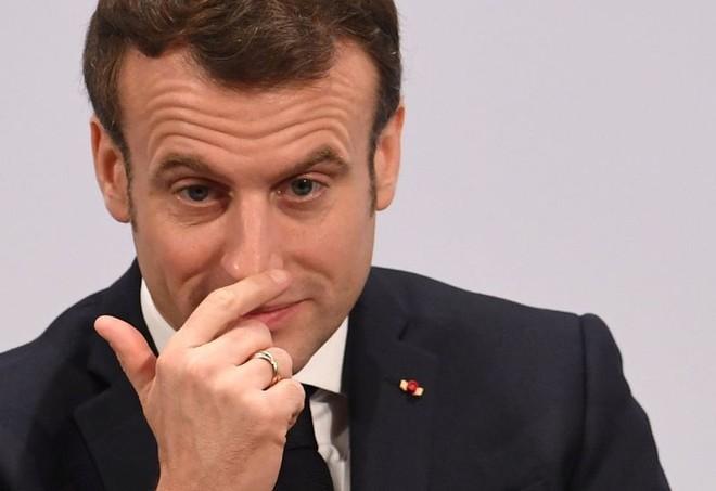 Tổng thống Pháp có quan điểm bình thường hóa quan hệ với Nga