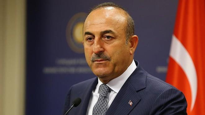 Ngoại trưởng Thổ Nhĩ Kỳ