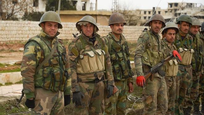 Tình hình ở Idlib bỗng leo thang căng thẳng trong thời gian gần đây