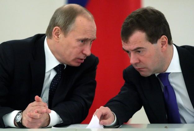 Ông Putin và Medvedev có quan hệ thân thiết trong nhiều năm qua