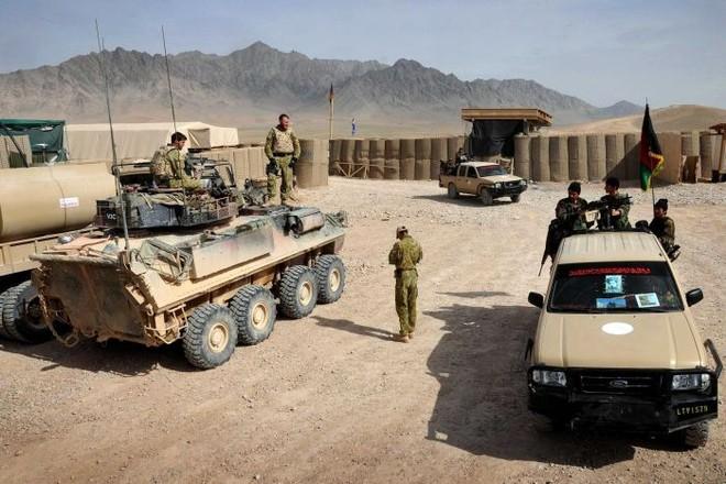 Căn cứ không quân Tindal sẽ được sử dụng bởi cả quân đội Mỹ và Australia