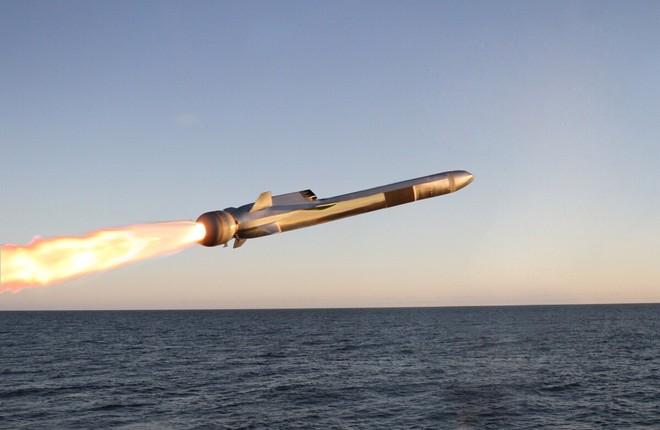 Mỹ mua tên lửa chống hạm nhằm ứng phó với hải quân Trung Quốc