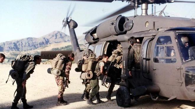 GNA hy vọng lính Mỹ có thể mở căn cứ tại Libya