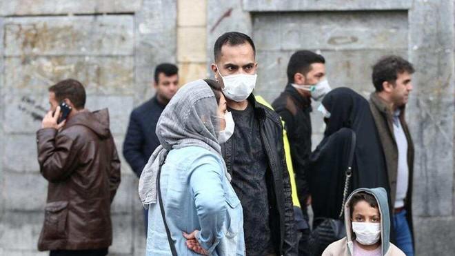 Iran đã có tới 8 trường hợp tử vong vì Covid-19
