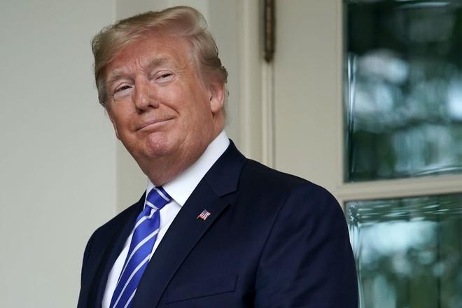 Tổng thống Donald Trump xin quốc hội thành lập quỹ ứng phó Covid-19