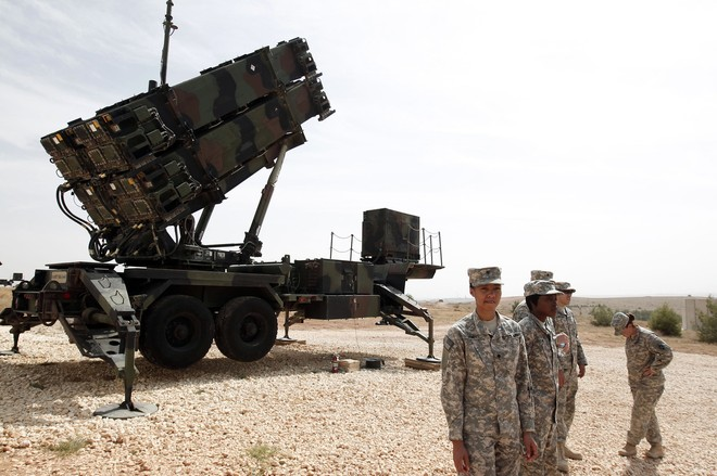 Mỹ vẫn không chịu bán tên lửa Patriot cho Thổ Nhĩ Kỳ