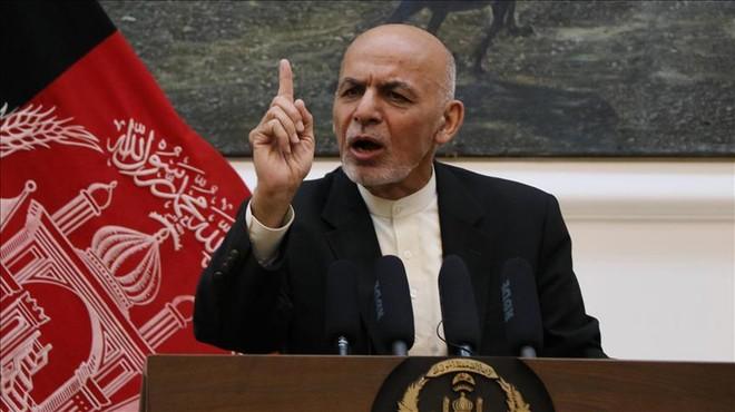 Tổng thống Ghani không để Mỹ quyết định vấn đề phóng thích tù binh Taliban