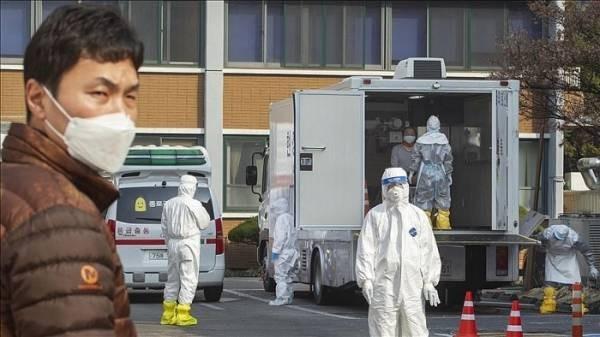 Hàn Quốc đang là nước có số ca nhiễm Covid-19 nhiều nhất ngoài Trung Quốc