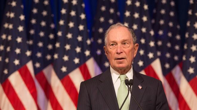 Ông Bloomberg ủng hộ ông Joe Biden tiếp tục tranh cử