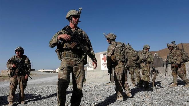 Mỹ bắt đầu giảm quân số tại Afghanistan