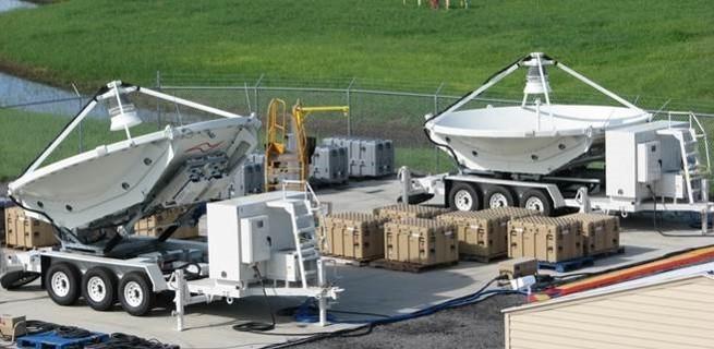 Hệ thống CCS mới có nhiệm vụ ngăn chặn tín hiệu vệ tinh của đối phương