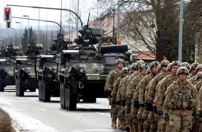 Covid-19 đang ảnh hưởng đến cả quân đội Mỹ
