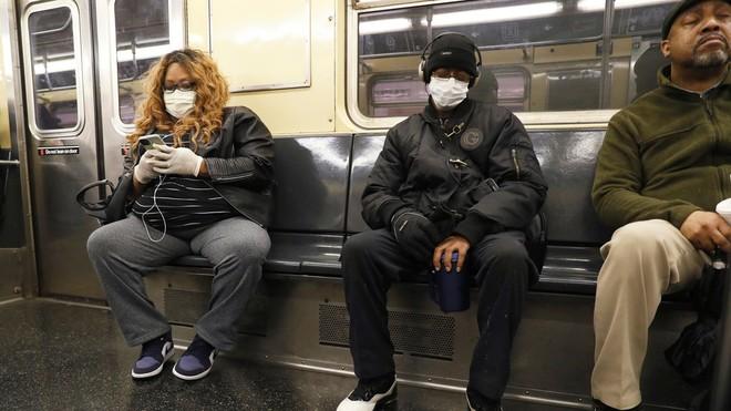 New York đang trở thành tâm dịch Covid-19 ở Mỹ