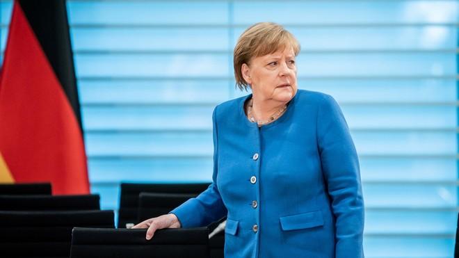 Thủ tướng Merkel bắt đầu cách ly từ ngày 22-3