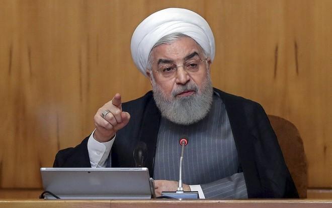 Tổng thống Iran khẳng định nước này sẽ vượt qua đại dịch Covid-19