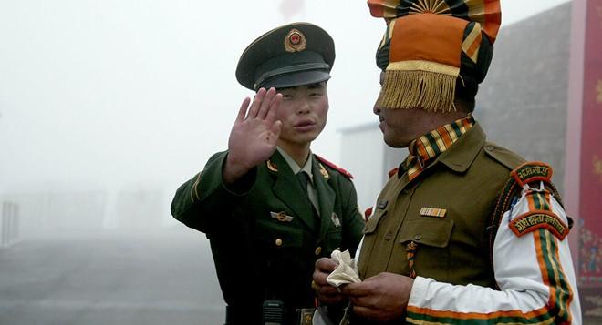 Ấn Độ và Trung Quốc thường xuyên xảy ra các xung đột biên giới