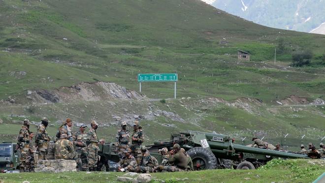 Xung đột giữa binh lính Ấn Độ và Trung Quốc liên tiếp xảy ra ở biên giới