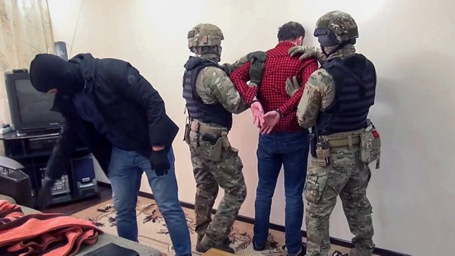 FSB đã bắt giữ một đối tượng và thu giữ nhiều tang vật