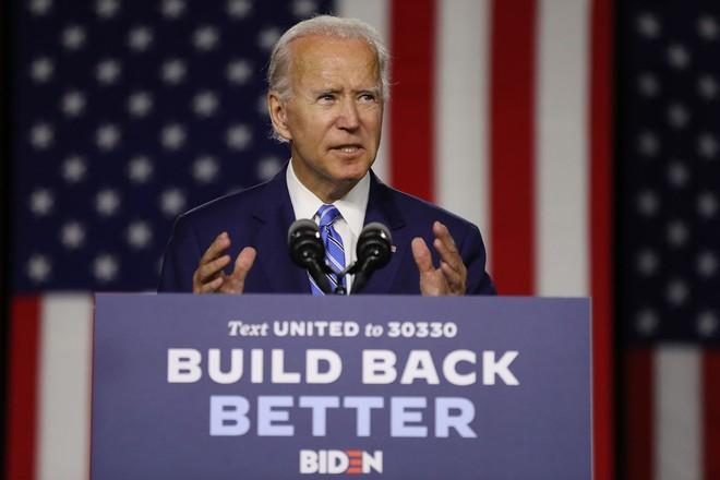 Ông Joe Biden cáo buộc Nga can thiệp bầu cử Mỹ