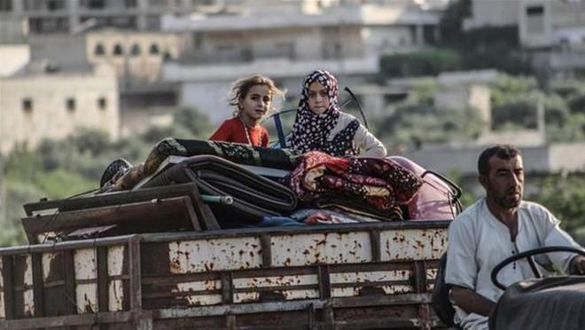 Mỹ tiếp tục siết chặt các nguồn ngân sách của chính quyền Syria