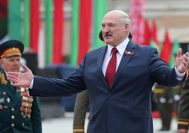 Tổng thống Lukashenko cho rằng, Nga đã nói dối trong vụ lính đánh thuê bị bắt giữ