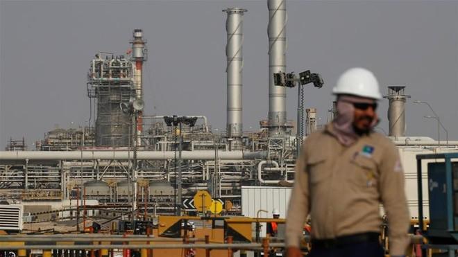 Tập đoàn ARAMCO có lợi nhuận sụt giảm mạnh trong quý 2 của năm 2020