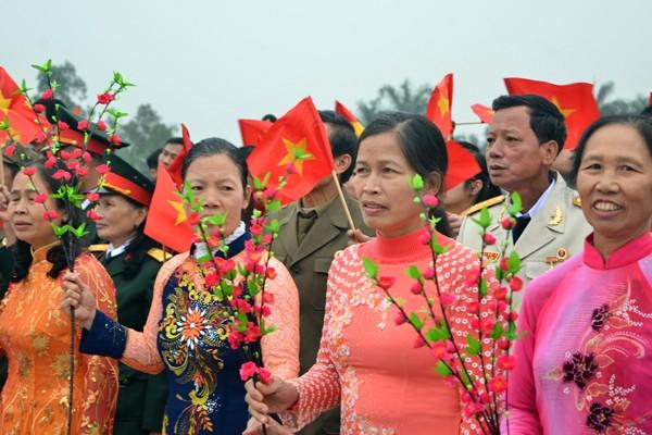 Gắn biển 3 tuyến đường mang tên danh nhân Võ Chí Công, Võ Văn Kiệt và Đại tướng Võ Nguyên Giáp ảnh 10