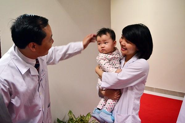 Tất cả để khám chữa bệnh tốt nhất cho các bệnh nhân nhi.
