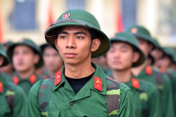Bí thư Thành uỷ Phạm Quang Nghị động viên tân binh lên đường nhập ngũ ảnh 5